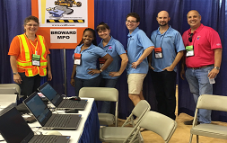 Broward MPO Participates in Construction Career Days
