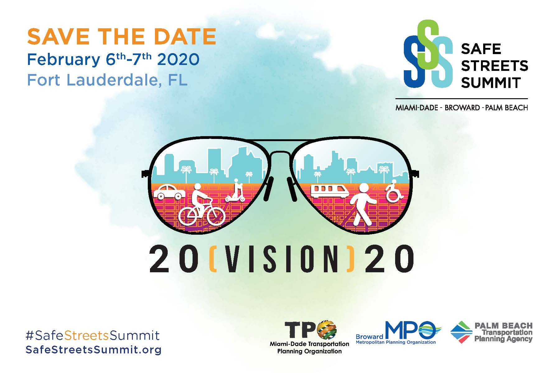 20 [Vision] 20 Safe Streets Summit