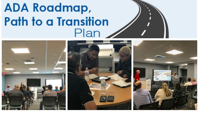 ADA Transition Plan Training Session