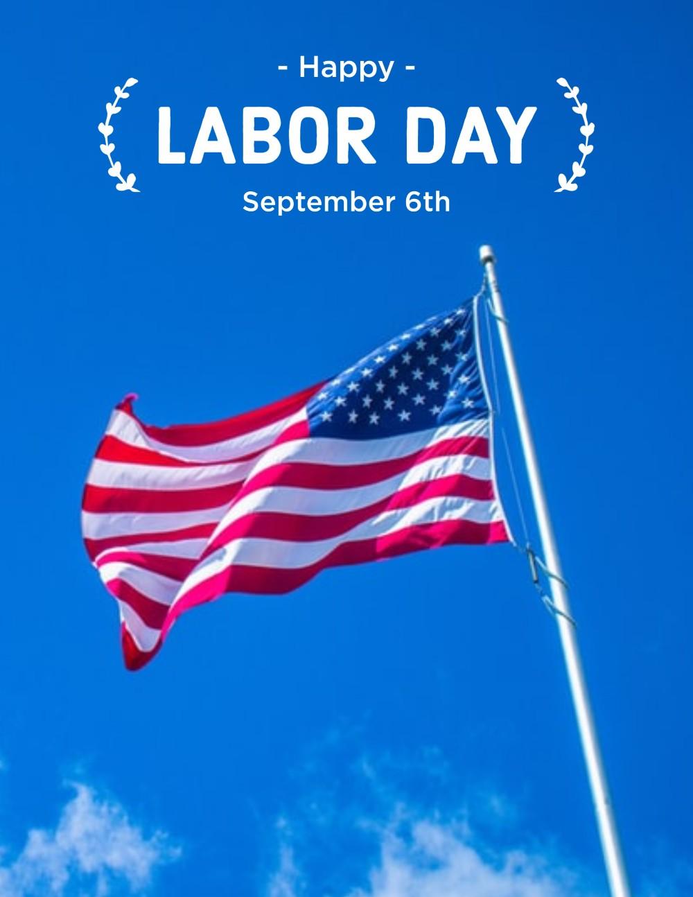 Labor day closure new