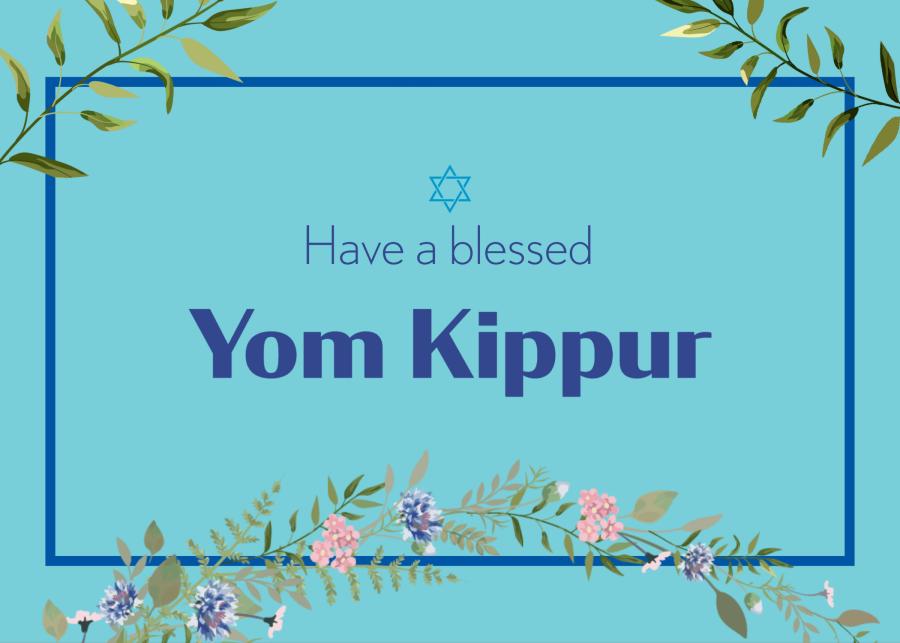 Office Closure Yom Kippur 1