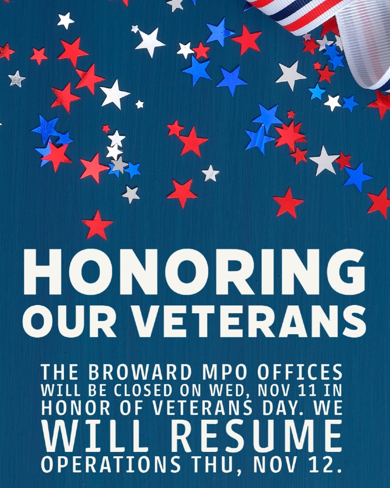 MPO office closed for Veterans Day