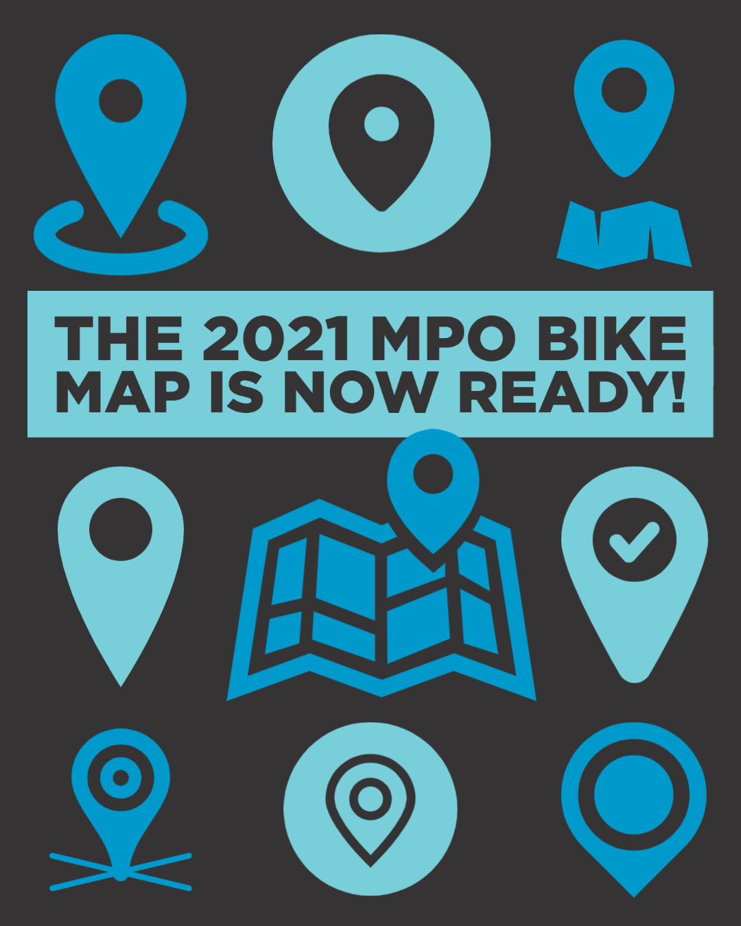 2021 Bike Map is Ready