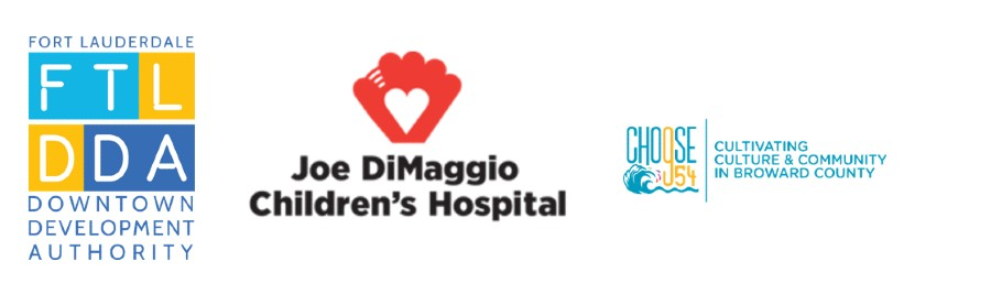 Media Sponsors, FTL DDA, Joe DIMaggio, Choose 954