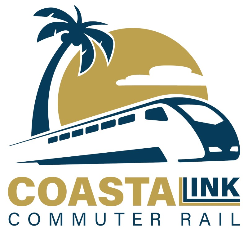 Coastal Link Commuter Rail Logo