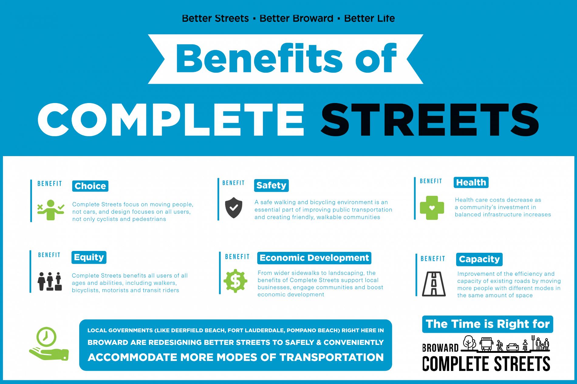 BCS Benefits