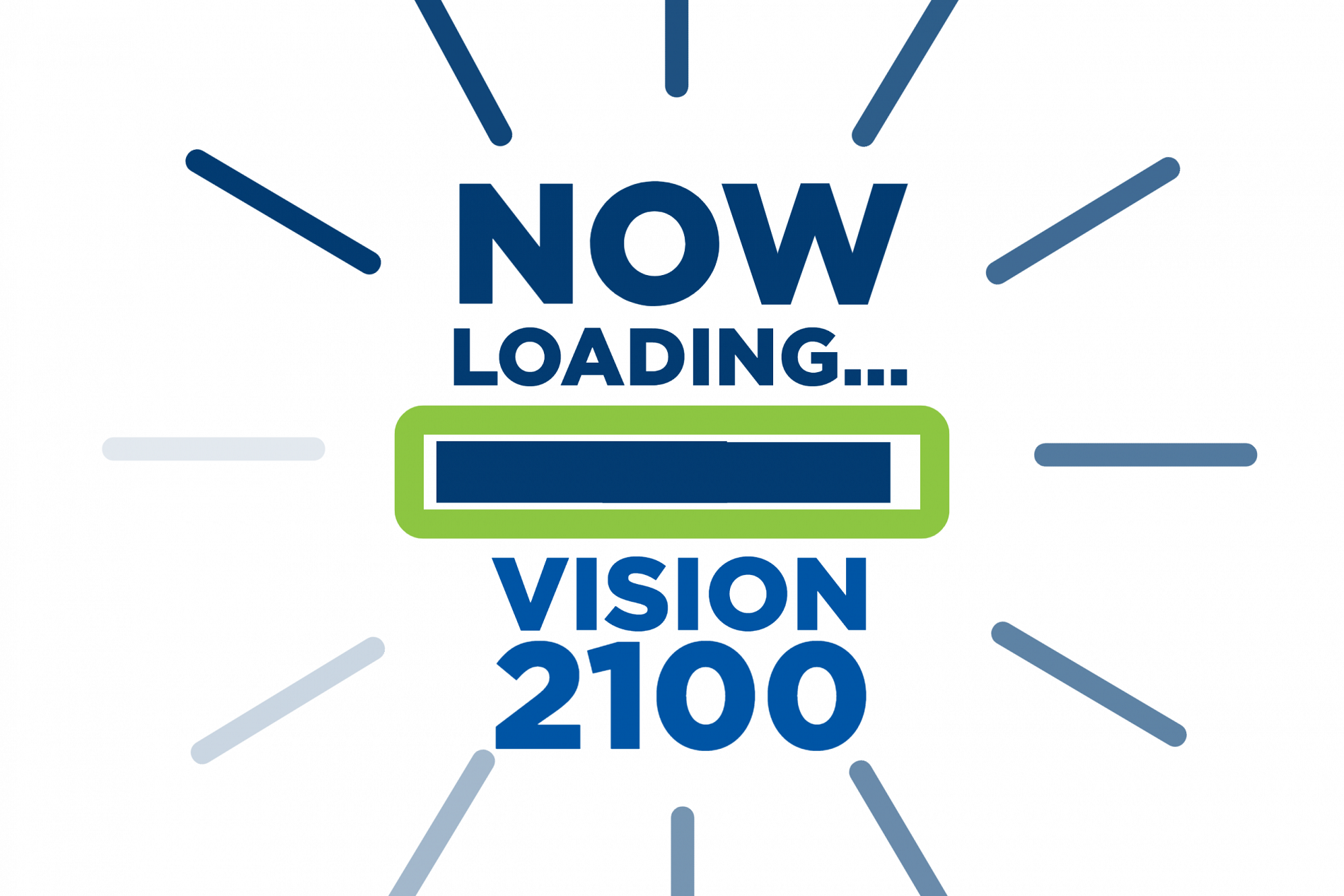 Now Loading Vision 2100 Landscape