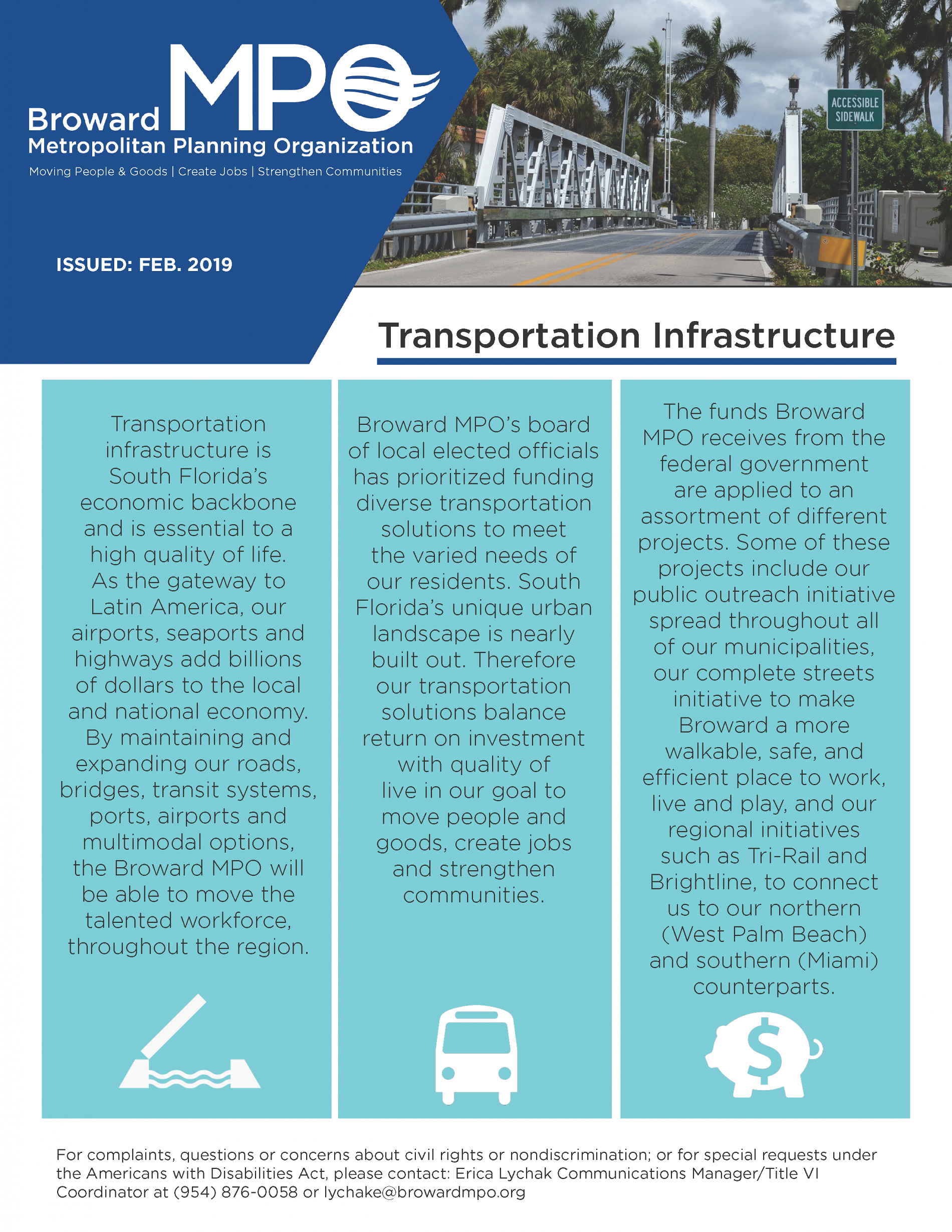 Legislative Initiatives flyer Page 1