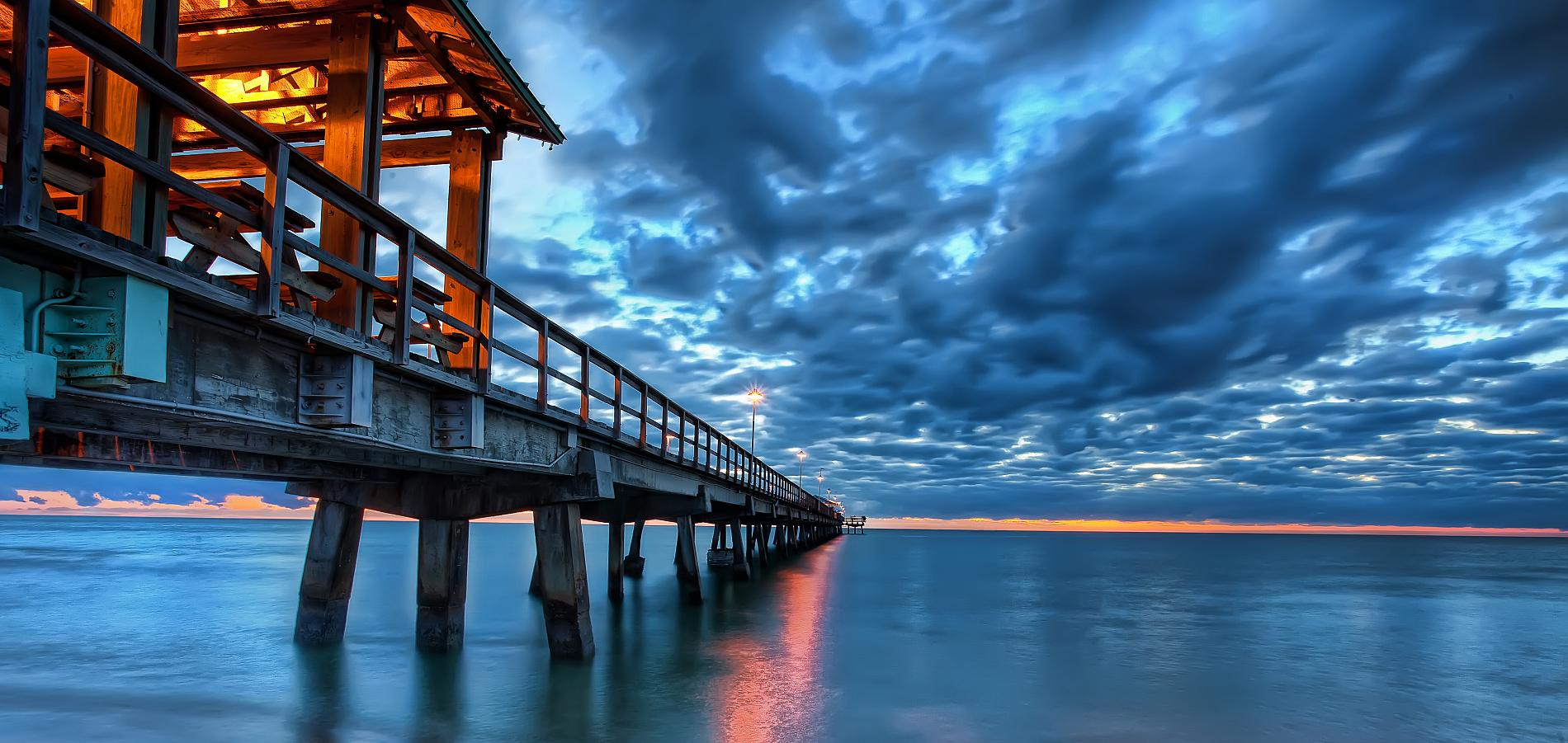 Anglins Fishing Pier Lauderdale By The Sea2